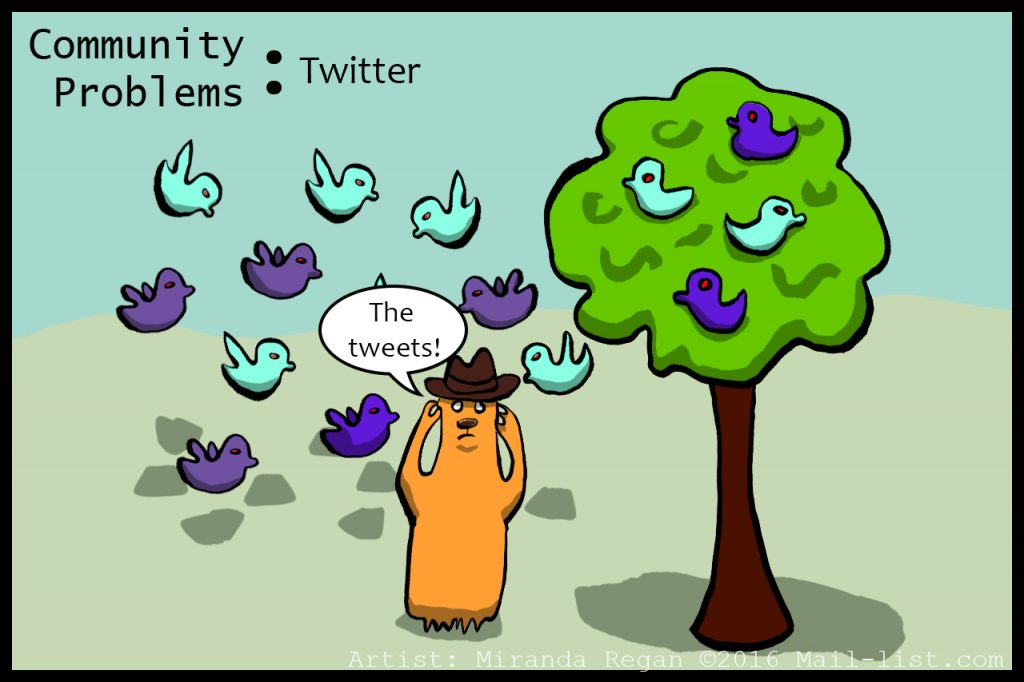 Listserv vs Twitter: Which is Better?